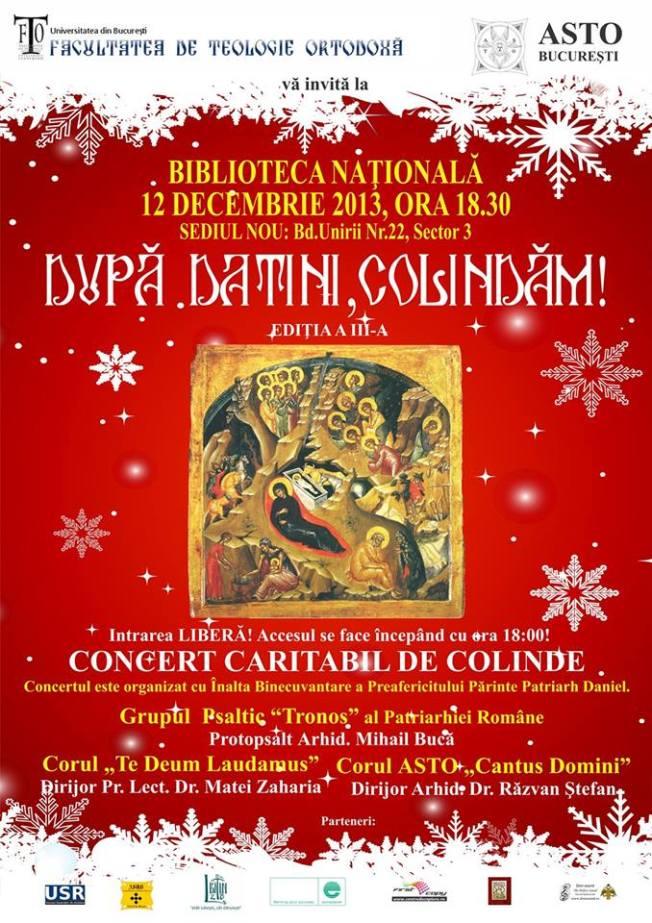 Event 12 decembrie