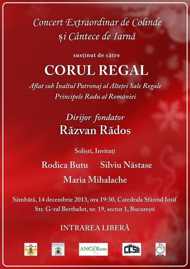 Event 14 decembrie