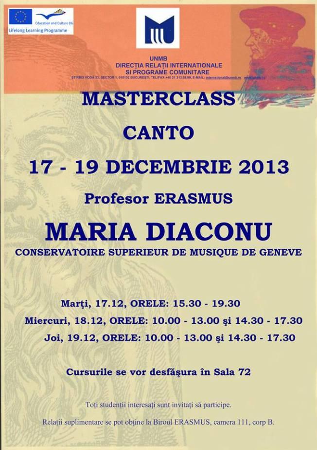 Event 17 decembrie