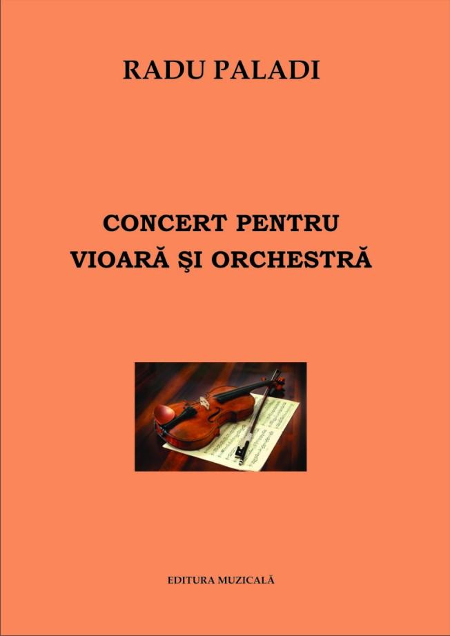 coperta Radu Paladi - Concert