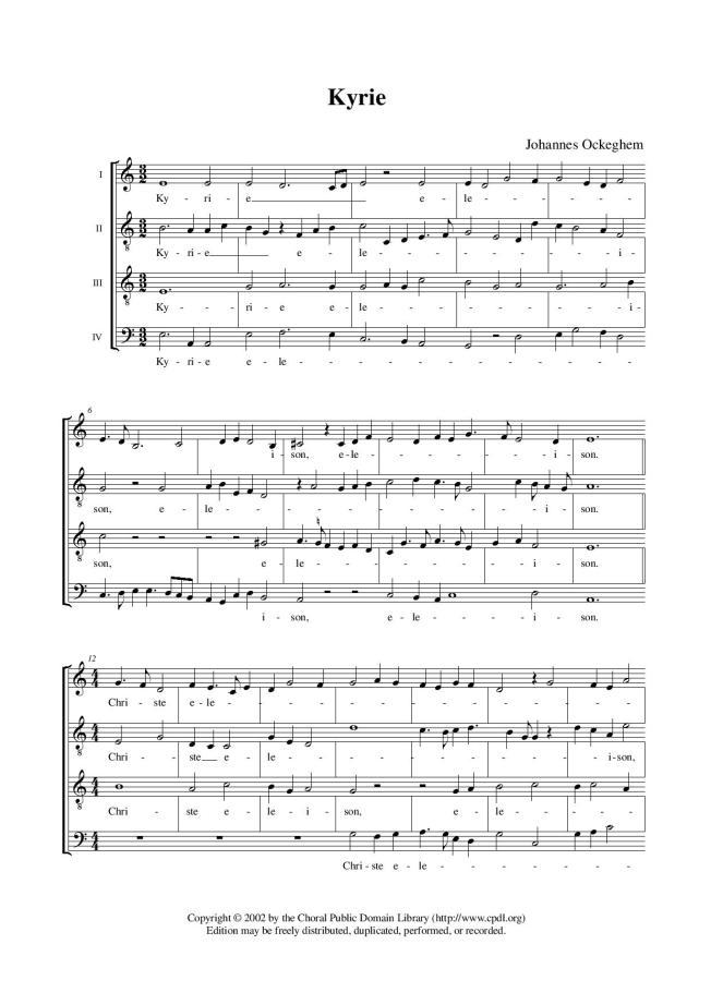 Johannes Ockeghem  - Missa Mi-Mi-page-002