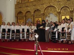 4.Corul din Glimboca, dirijor Ioan Gaspar