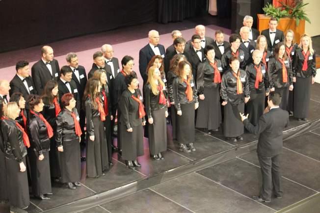 11.Corul Arhanghelii, Festivalul Petr Eben