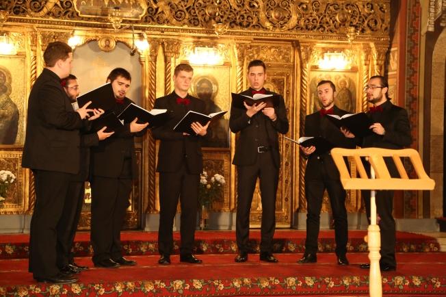 4.Grupul Voces din Oradea