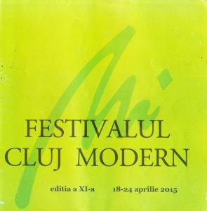 Cluj Modern 2015