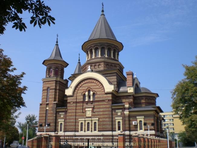 1. Biserica Belvedere