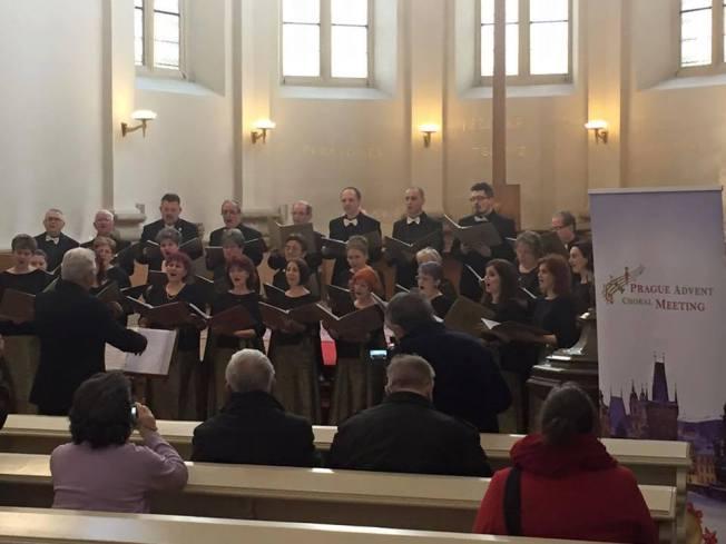 Concert la Biserica Sf.Salvator-Praga