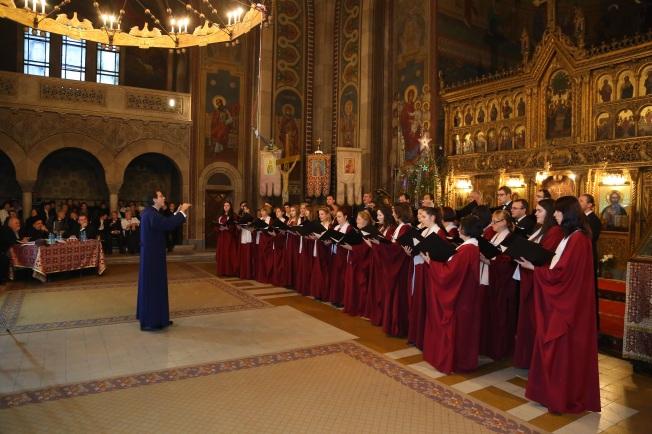 10.Corul Catedralei Mitropolitane Sibiu, dirijor Dan Streza
