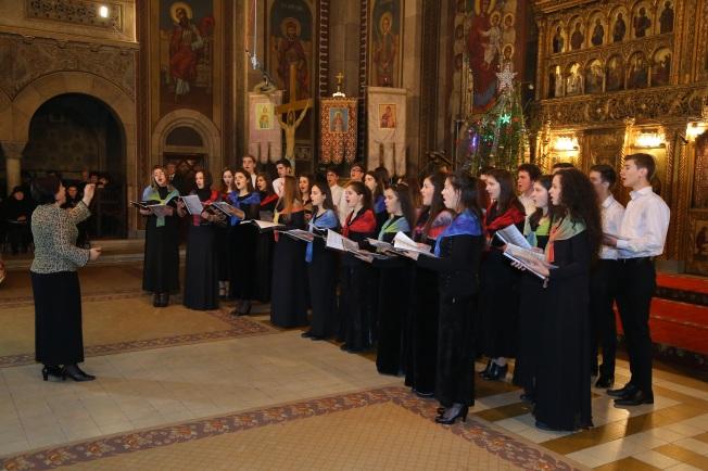 11. Corul Augustin Bena din Alba Iulia