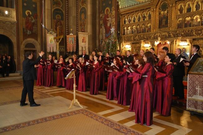 5.Corul ANASTASIS al catedralei episcopale Deva