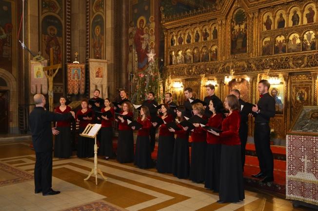 8.Corul VOCES din Oradea
