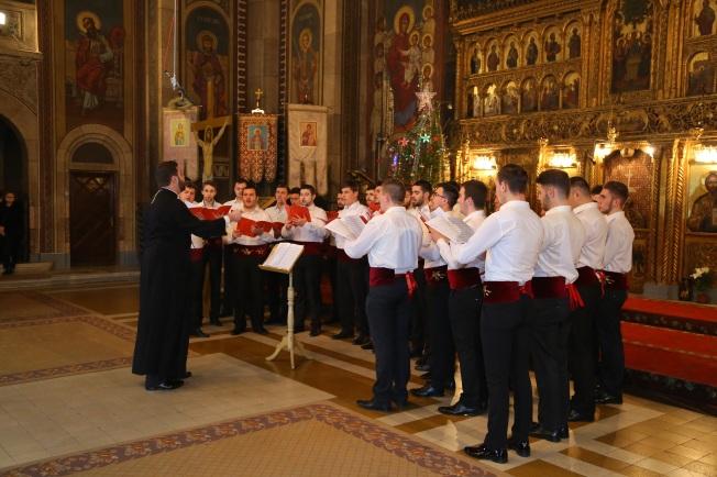 9.Corul dirijorilor masteranzi din Arad