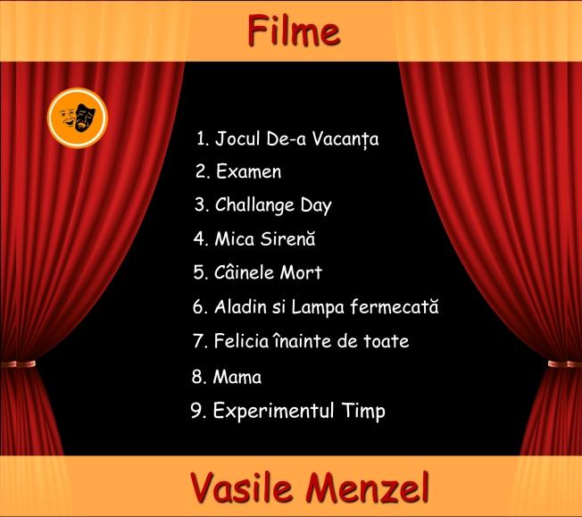 COPERTA FILME SPATE